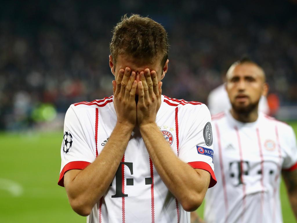 Die deutschen Vertreter lieferten eine blamable Leistung in den internationalen Spielen.