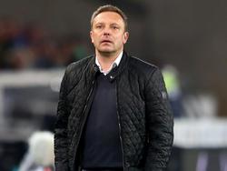 "André Breitenreiter ""bedauert"" den Abgang von Sané"