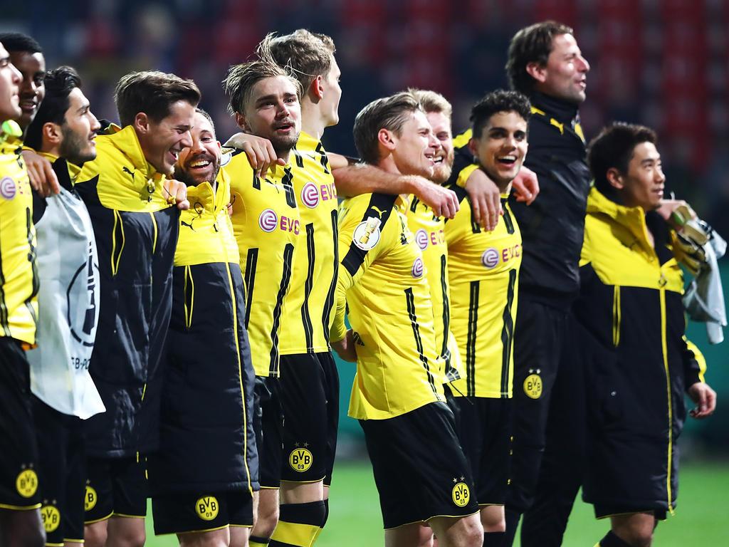Nach dem am Ende klaren Sieg im Pokal-Viertelfinale geht es für Borussia Dortmund wieder gegen den FC Bayern