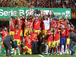 Benevento steigt in die Serie A auf