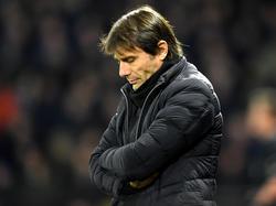 Antonio Conte steht beim FC Chelsea vor dem Aus