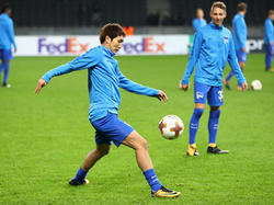 Klärt zurzeit seine sportliche Zukunft: Genko Haraguchi