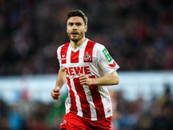 Der 1. FC Köln kann in Bremen mit Jonas Hector planen