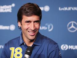 Trainiert ab Sommer die königlichen B-Junioren: Raúl