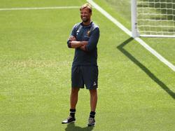 Jürgen Klopp steht zum zweiten Mal im Champions-League-Finale