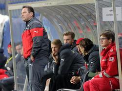 Gegen die DFB-U21 musste sich Werner Gregoritsch ein paar Mal vor Schmerzen krümmen. Das soll gegen Spanien nicht passieren