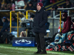 Carlo Ancelotti erlebte mit dem FC Bayern frostige Zeiten in Rostov