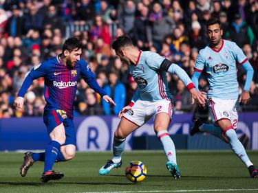 El Celta es un rival duro para el FC Barcelona en los últimos años. (Foto: Getty)