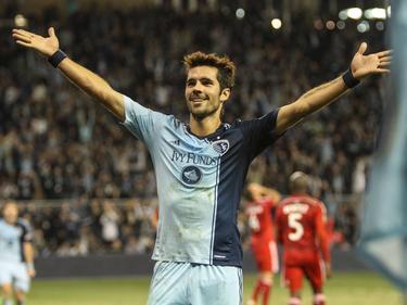 Glücklich in der MLS: Benny Feilhaber von Sporting Kansas City