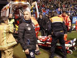 Auf den Schock folgt die Entwarnung bei Fernando Torres