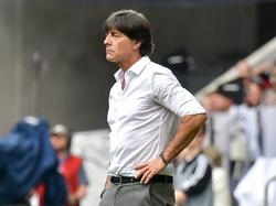 Bundestrainer Löw hatte sich ein anderes Ergebnis gewünscht
