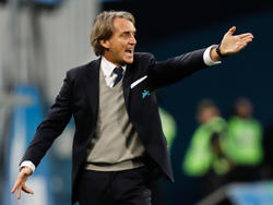 Muss in Leipzig auf St. Petersburgs Leistungsträger Leandro Parades verzichten: Trainer Roberto Mancini