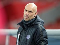 Trainer Thomas Letsch und die Klubverantwortlichen müssen die Austria wieder aus dem Tal der Tränen holen