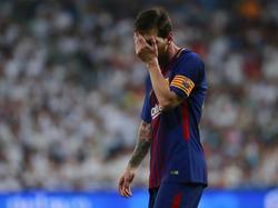 Der FC Barcelona präsentiert sich vor dem Saisonstart weit weg von seiner Bestform