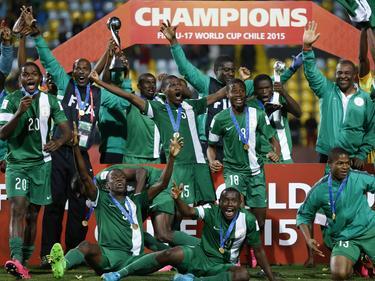 Nigeria - Champion 2015