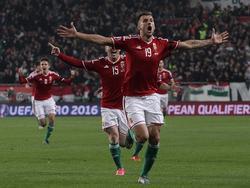 Ungarn qualifiziert sich für die EM 2016 in Frankreich