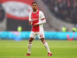 Justin Kluivert wird niederländischer Nationalspieler