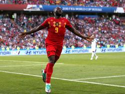 Romelu Lukaku acudió puntual a su cita con el gol. (Foto: Getty)
