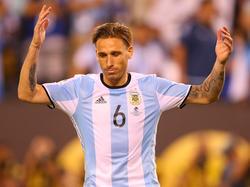 Lucas Biglia apunta a titular contra Islandia. (Foto: Getty)