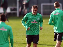 Jordan Morris ist bei Werder Bremen im Probetraining