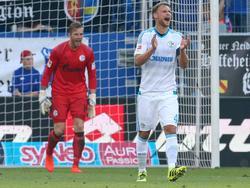 El campeón del mundo Höwedes vive una situación delicada con el Schalke. (Foto: Getty)