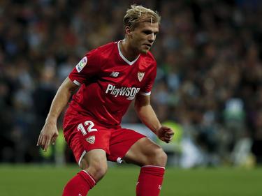 Johannes Geis spielt derzeit in der Primera División