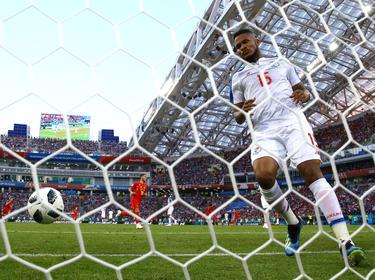 Panama ging in Halbzeit zwei gegen Belgien unter