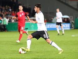 Mahmoud Dahoud erzielte das 1:0 für die deutsche U21
