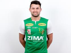 Dario Tadić hat mit Austria Lustenau einen neuen Klub gefunden