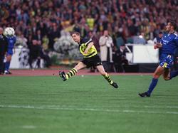 Lars Ricken konnte die Champions League im Jahr 1997 gewinnen
