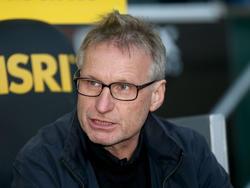 Geht mit Respekt in das Duell mit dem 1. FC Köln: Stuttgarts Sportvorstand Michael Reschke