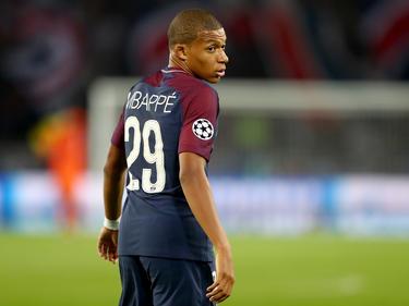 Kylian Mbappé droht keine lange Ausfallzeit