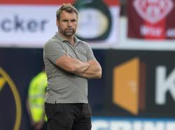 Bernd Hollerbach soll den HSV zum Klassenerhalt führen