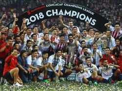 El Guadalajara se adjudicó su segunda corona en el torneo de la Concacaf. (Foto: Getty)