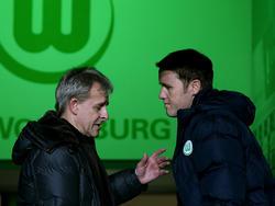 Der Vertrag Littbarskis als Chefscout beim Vfl Wolfsburg läuft in diesem Monat aus