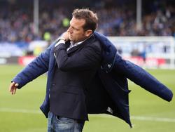 Markus Weinzierl konnte in seiner ersten Saison als Schalke-Trainer nur selten überzeugen