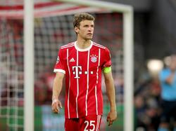 Thomas Müller warnt den FC Bayern
