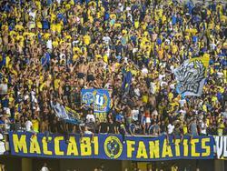 Tim Heubach bleibt bei Maccabi Netanya - die Fans wird's freuen