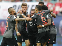 Der FC Bayern hat sich in einem unterhaltsamen Spiel gegen RB Leipzig durchgesetzt