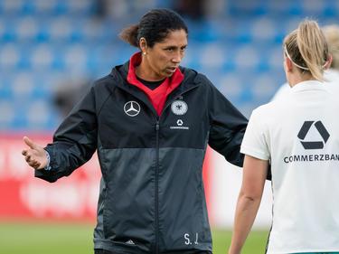 Steffi Jones ist nicht mehr Trainerin der deutschen Nationalmannschaft