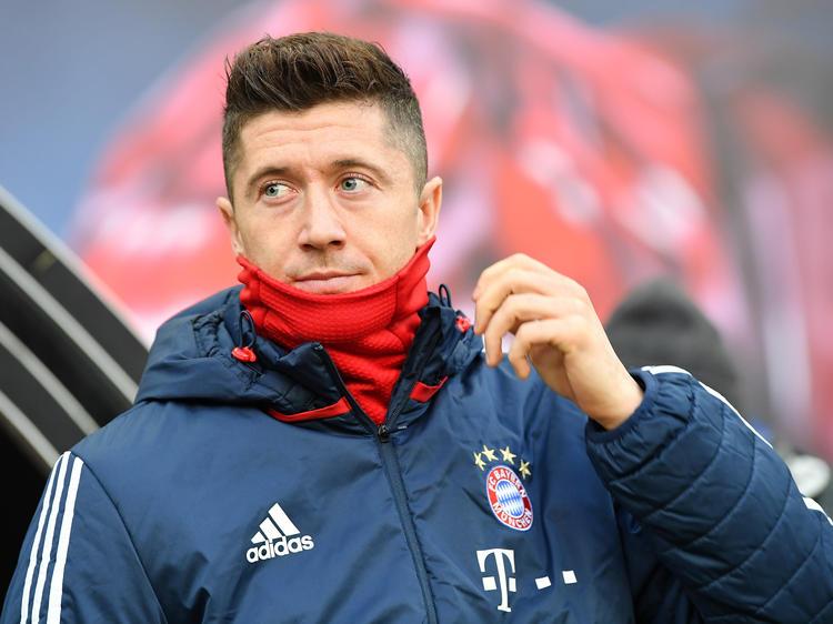 Robert Lewandowski wird keine Freigabe des FC Bayern erhalten