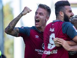 Ondrej Petrak bleibt dem 1. FC Nürnberg treu