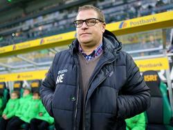 """Eberl: Gladbachs Kader """"groß genug für drei Wettbewerbe"""""""