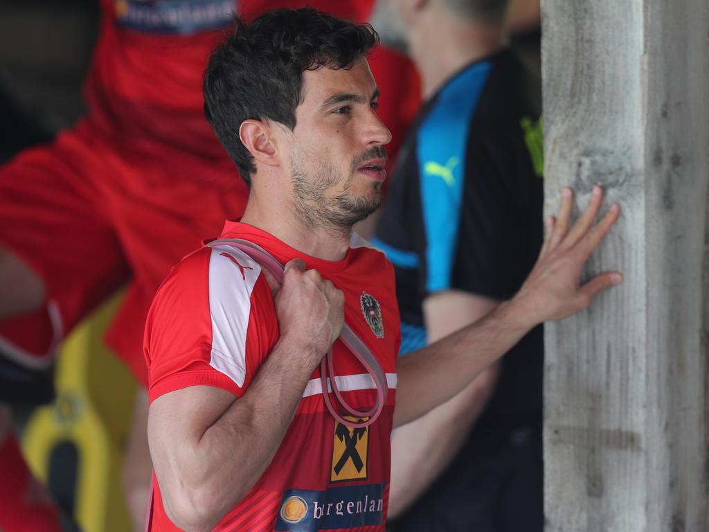 Für Österreich wird György Garics nicht mehr spielen