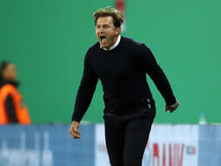 Ralph Hasenhüttl haderte mit der Leistung des Schiedsrichters