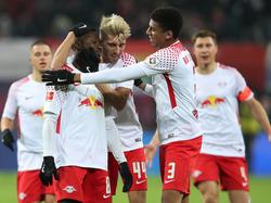 Am Ende musste sich Bremen mit einem 1:1 zufrieden geben