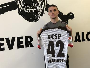 Thibaud Verlinden zieht es von Stoke City zum FC St. Pauli (Bildquelle: twitter.com/fcstpauli)