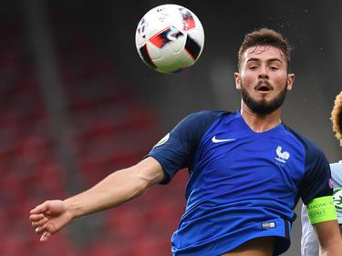 Frankreichs Kapitän Lucas Tousart und sein Team dürfen wieder aufs Halbfinale hoffen