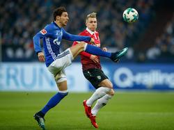 Leon Goretzka wird im Sommer von Schalke 04 zum FC Bayern wechseln