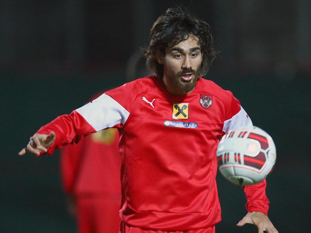 Ex-ÖFB-Teamspieler Veli Kavlak ist schon wieder verletzt
